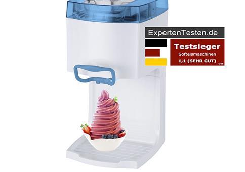 Ideal für die heißen Tage: Eine Eismaschine!