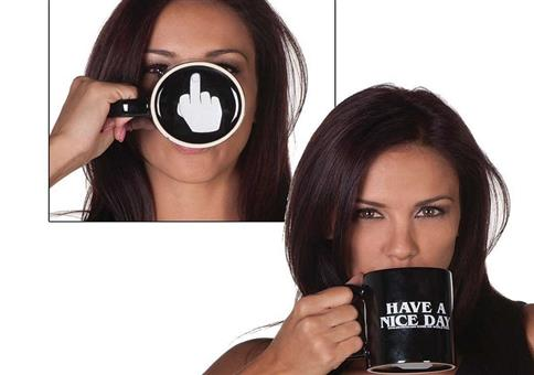 Have a Nice Day Tasse