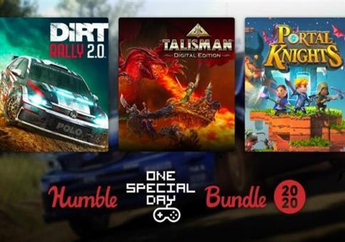 Humble One Special Day Bundle 2020 veröffentlicht