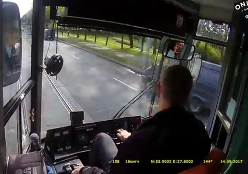 Tram Crash Compilation