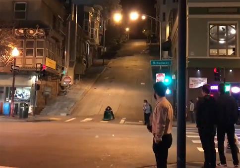 Mülltonnen Downhill