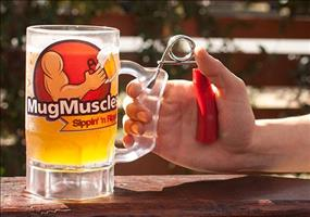 Mug Muscles - Das Muskel Bierglas