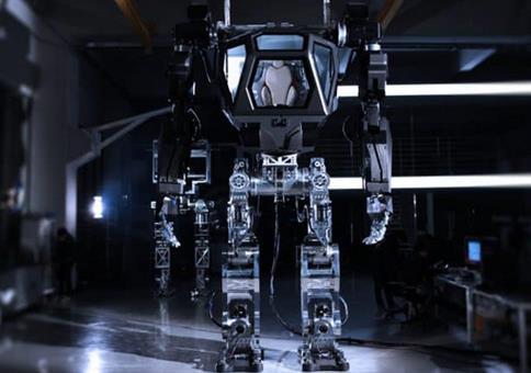 """Method V2: Der Roboter für """"daheim"""""""