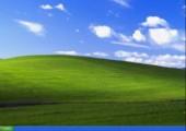 Woher kommt das Windows XP Wallpaper?