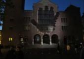 Fantastische 3D Gebäude Projektionen