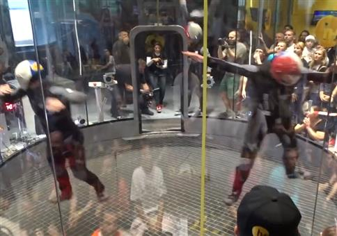 World Indoor Skydiving Championship