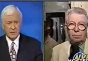Nachrichtensprecher vs. Außenreporter