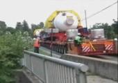 510 Tonnen Transport