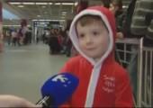 Der kleine Gehilfe vom Weihnachtsmann