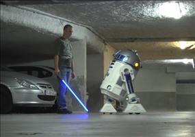 Star Wars Prank - Rémi Gaillard