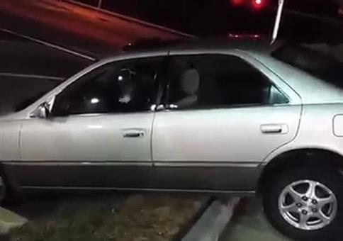 Geniale Lache: Schadenfreude bei Autounfall