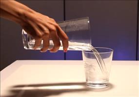 Faszinierende chemische Reaktion