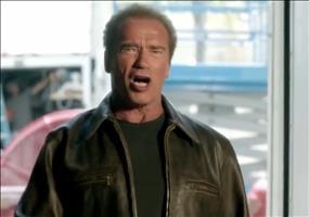 Arnold Schwarzenegger will zurück nach Hause
