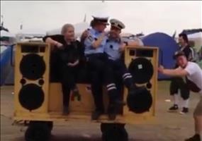 Die dänische Polizei