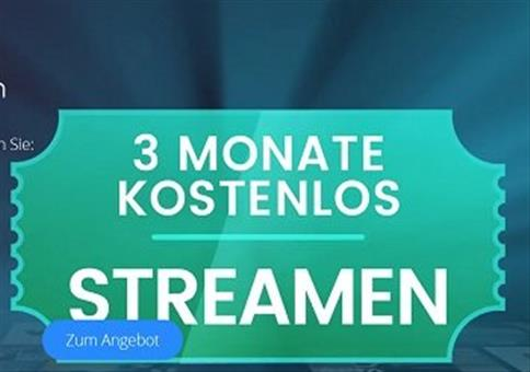 3 Monate Waipu Perfect TV Streaming gratis