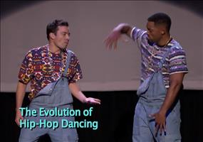 Evolution of Hip-Hop Dancing