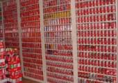 Coca Cola  Dosen Sammlung