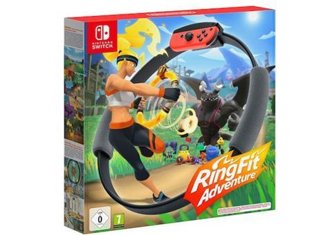 Nintendo Switch Ring Fit Adventure für 62,71€ (statt 85€)