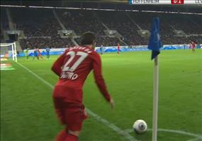 Geister-Tor! Skandal-Treffer für Leverkusen