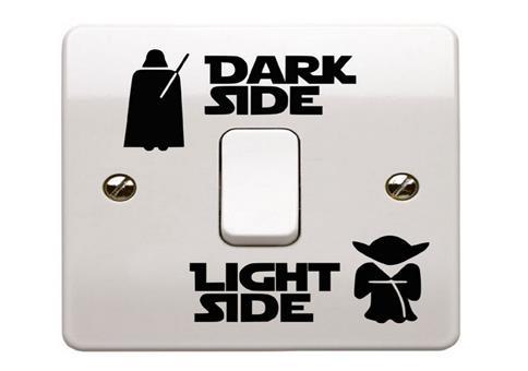 Star Wars Lichtschalter