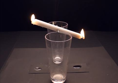 10 beeindruckende Tricks mit Feuer