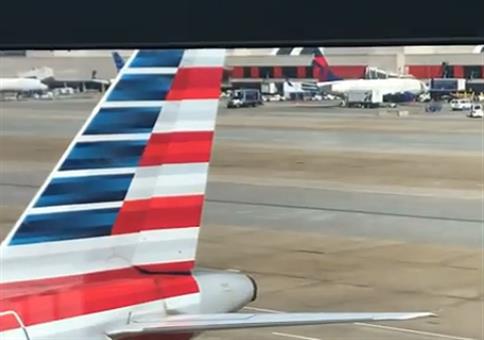 Flughafen Gepäck auf Abwegen