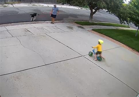 Wie ich mit Kindern umgehe, die in meiner Auffahrt spielen