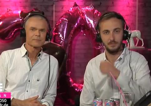 Domian, Böhmermann und die erotische Stimme am Telefon