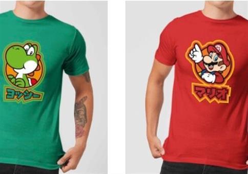 Nintendo T-Shirt + Tasse für 11,48€ (statt 22€)