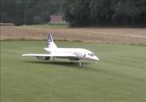 Ferngesteuerte Concorde