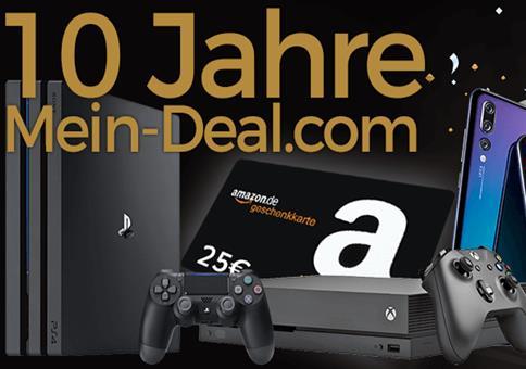 Gewinnspiel mit fetten Preisen. PS4 Pro, Xbox One X uvm.
