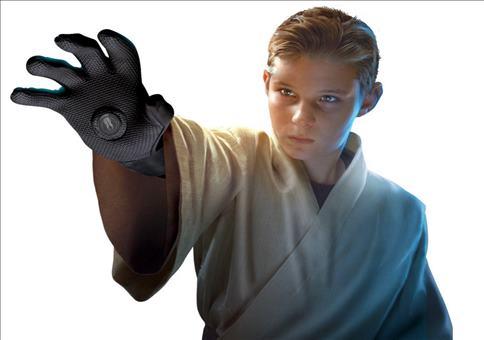 Der Handschuh der Macht