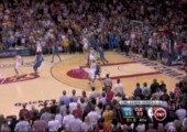 Basketball: Korb in letzter Sekunde