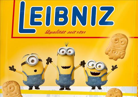 Leibniz minions Kekse