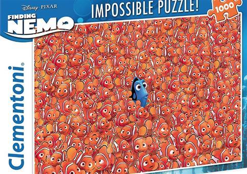 Impossible Puzzle - Findet Nemo