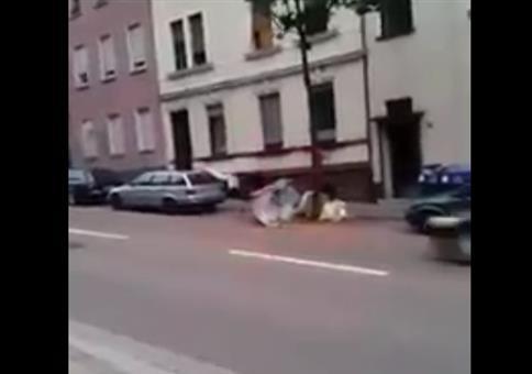Blitzer in neu eingerichteter 30er Zone in Saarbrücken