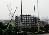 Wenn Chinesen Hochhäuser bauen