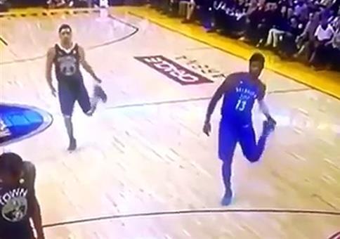 Synchronitäten bei der NBA - Eine Compilation