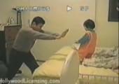Unfairer Karate Kampf