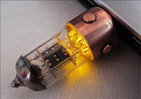 Radioröhre -  Der schönste und coolste USB Stick der Welt