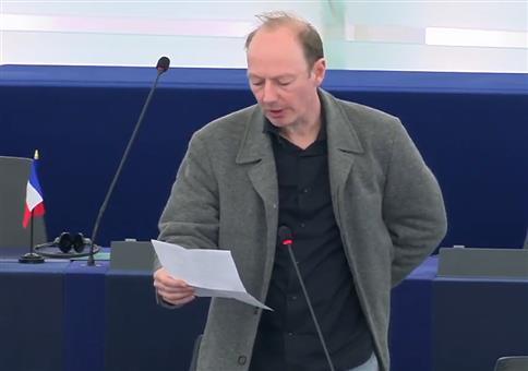 Martin Sonneborn über Julian Assange