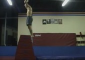 Perfekter Backflip