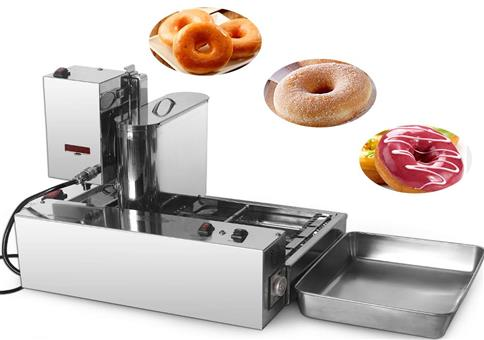 Mini Donut Maker Maschine