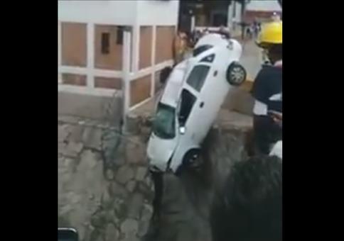 Auto bergen - Und nochmal!