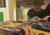 Augmented Lego Reality