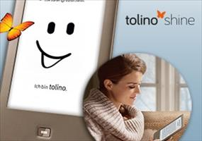 Deal: eBook Reader Tolino Shine für 69€ statz 99€