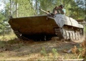 Schützenpanzer selberfahren
