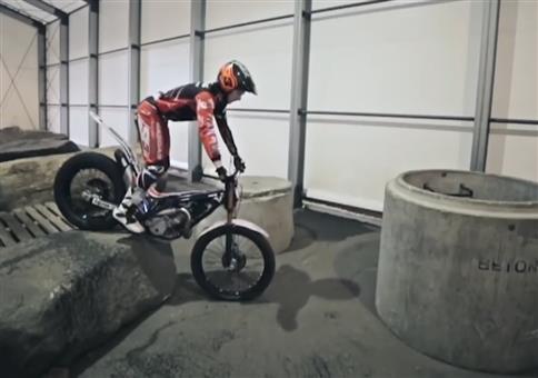 Motocross Parkour Fail