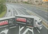 Verrückte Autobahnaufnahmen Teil 2