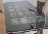 Der iPhone Tisch